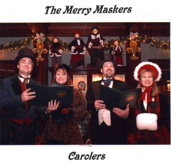 chicago event entertainment merry maskers 45 christmas carolers