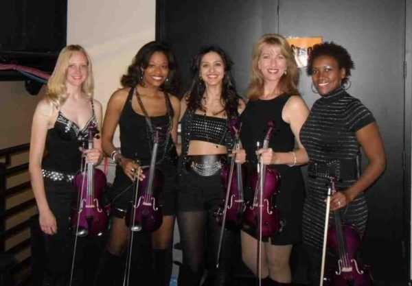 chicago event entertainment the covergirls violin show